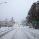 Snowy AM Main St. Lake Placid 1