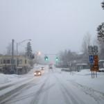 Snowy AM Main St. Lake Placid 2