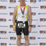 Ironman Muskoka 70.3 - September 2012 - 170lbs