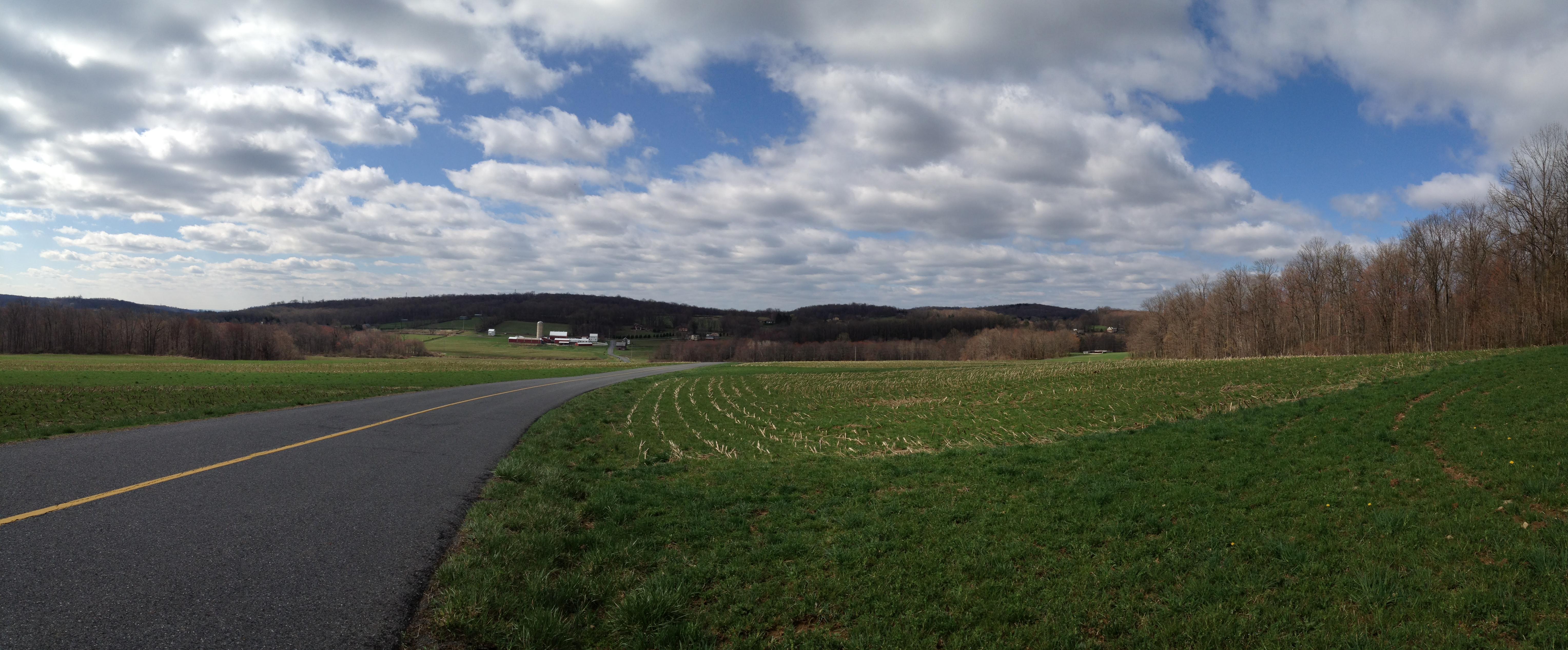 Huff's Church Rd Farm