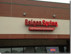 Saigon Spring Vietnamese Rest in Clifton Park, NY