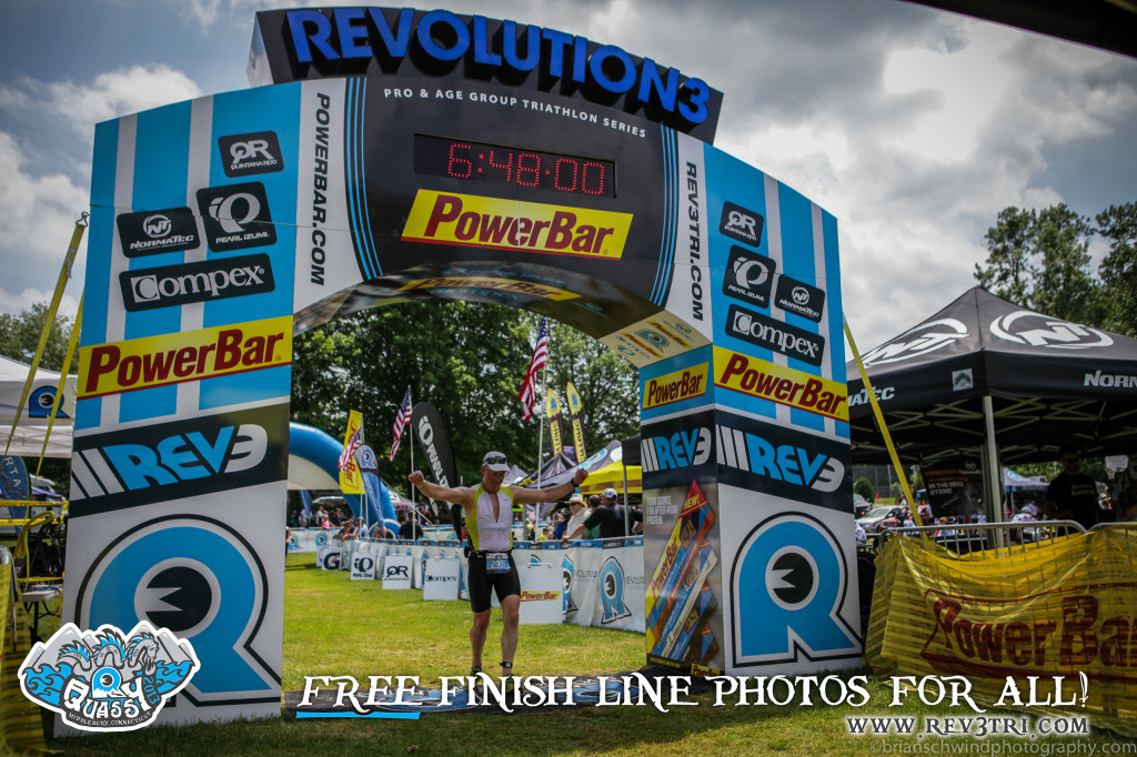 Rev3 Quassy Finish Photo