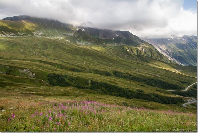 Argentiere Ski Area