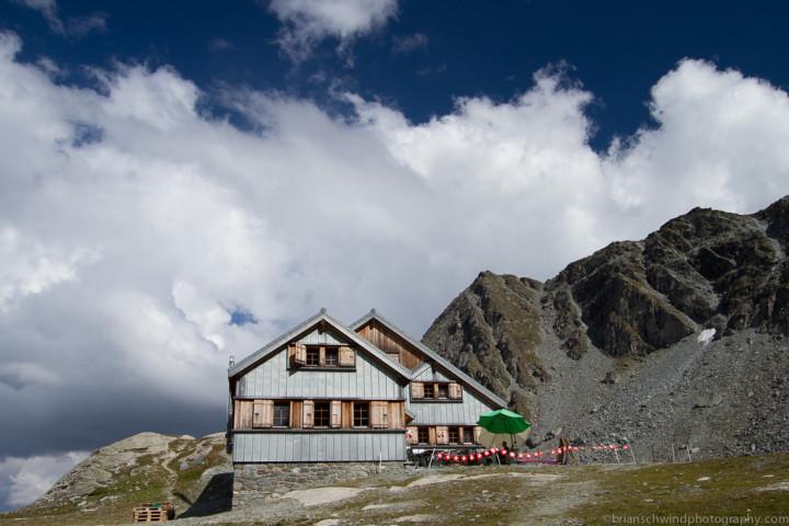 Cabane de Perfleuri