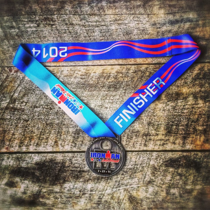 IMLP 2014 Finisher Medal