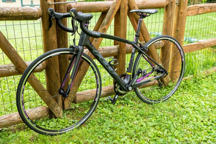 Wifes' New Toy-Felt ZW5 Road Bike