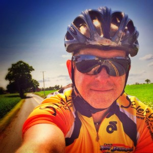 Bikefie? Nice day for a ride PA Dutch Country