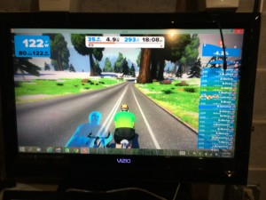 Zwift Trainer APp