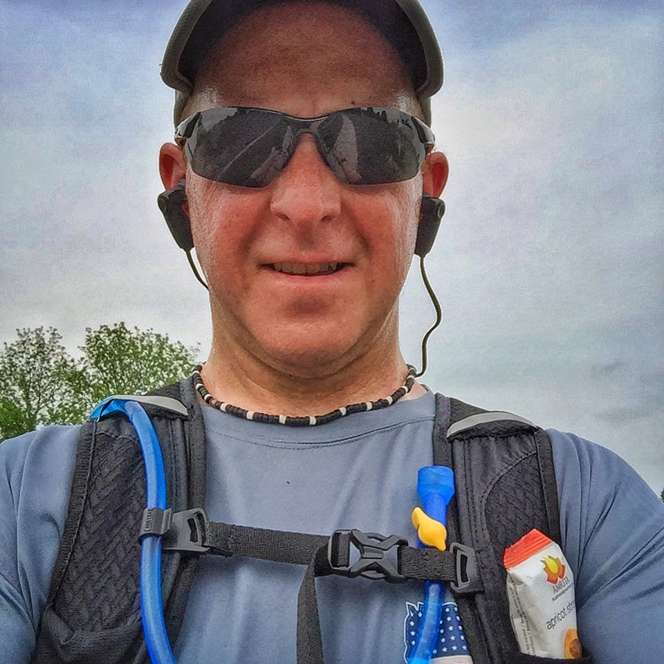 Ready for a 3 Hour Run Camelbak & Amrita Bars, #selfie