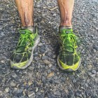 D&L Trail LSD Run dry dusty feet