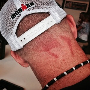 Wetsuit Burn-Ironman Coeur d'Alene