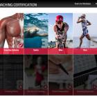 Ironman University Curriculum Menu