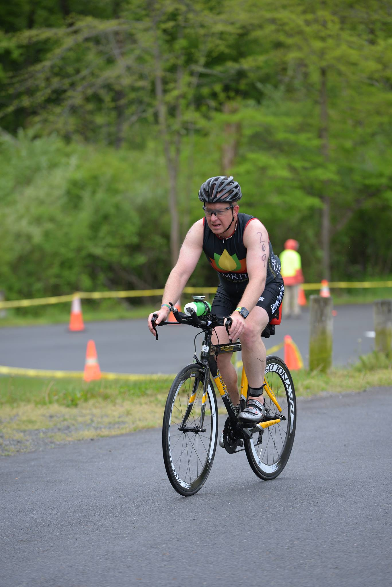 French Creek Olympic Triathlon 2016-Bike
