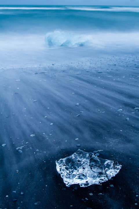 Europe, Iceland, Ocean, Travel, Water, black sand, ice, instagram